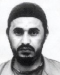 This is the only known picture of Abu Musab al-Zarqawi in circulation